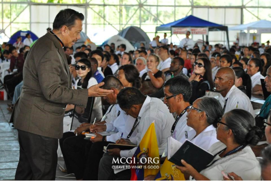 Members Church of God International (MCGI) | Cleave to What